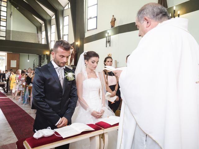 Il matrimonio di Sergio e Letizia a Narcao, Cagliari 45
