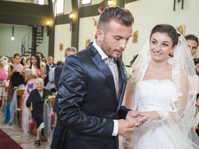 Il matrimonio di Sergio e Letizia a Narcao, Cagliari 47