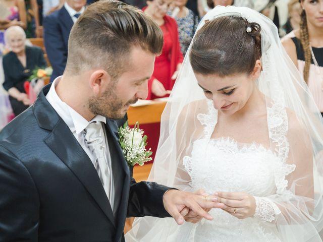 Il matrimonio di Sergio e Letizia a Narcao, Cagliari 50