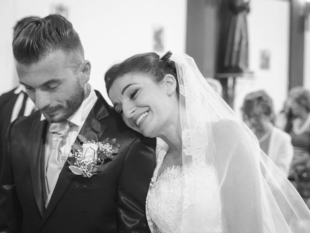 Il matrimonio di Sergio e Letizia a Narcao, Cagliari 51