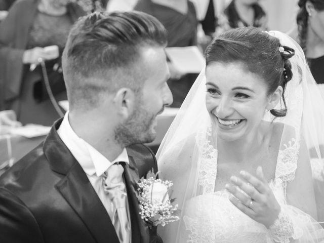 Il matrimonio di Sergio e Letizia a Narcao, Cagliari 52