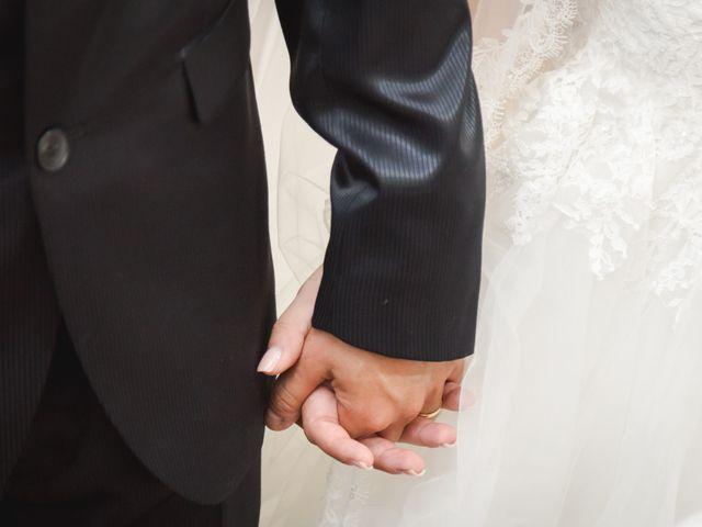 Il matrimonio di Sergio e Letizia a Narcao, Cagliari 54