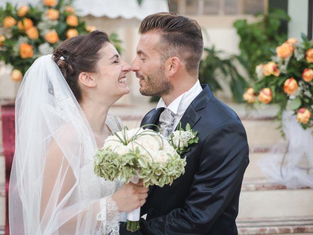 Il matrimonio di Sergio e Letizia a Narcao, Cagliari 56