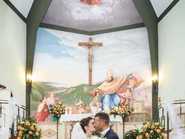 Il matrimonio di Sergio e Letizia a Narcao, Cagliari 57