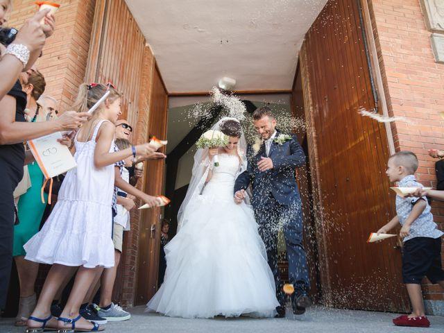Il matrimonio di Sergio e Letizia a Narcao, Cagliari 58