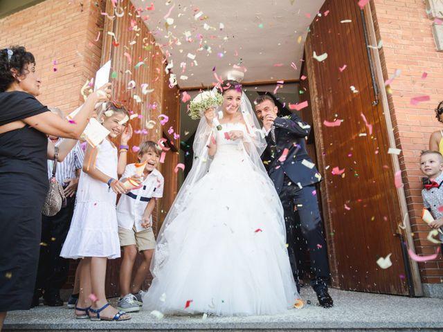 Il matrimonio di Sergio e Letizia a Narcao, Cagliari 59