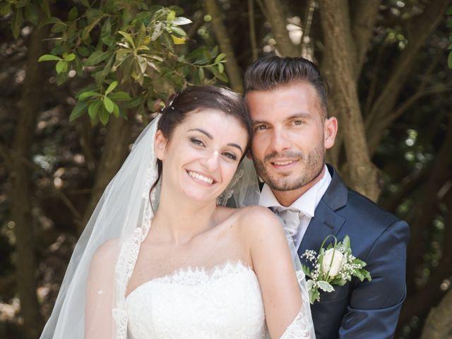 Il matrimonio di Sergio e Letizia a Narcao, Cagliari 63