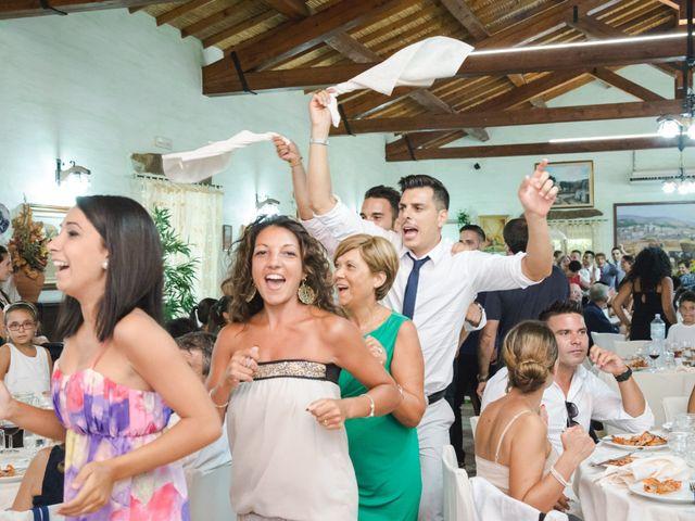 Il matrimonio di Sergio e Letizia a Narcao, Cagliari 71