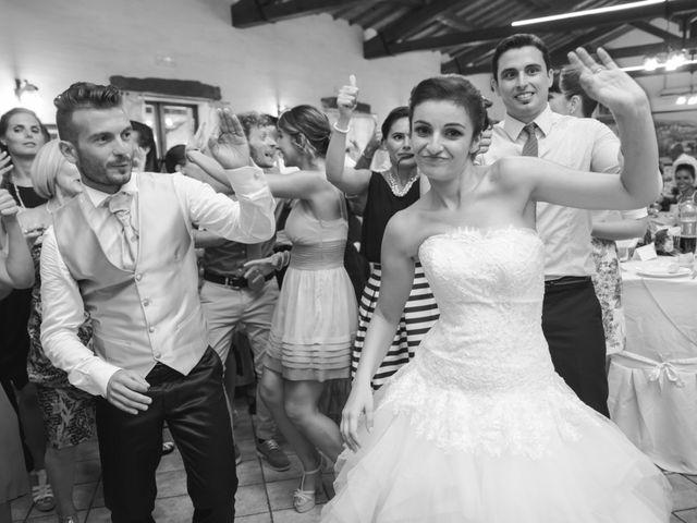 Il matrimonio di Sergio e Letizia a Narcao, Cagliari 72