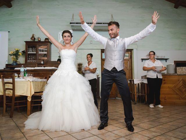 Il matrimonio di Sergio e Letizia a Narcao, Cagliari 74