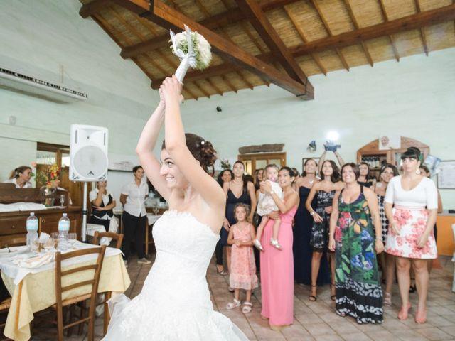Il matrimonio di Sergio e Letizia a Narcao, Cagliari 77