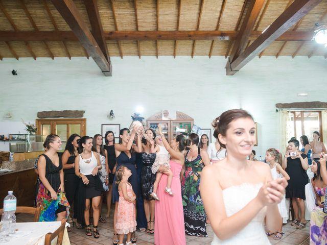 Il matrimonio di Sergio e Letizia a Narcao, Cagliari 78