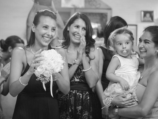 Il matrimonio di Sergio e Letizia a Narcao, Cagliari 79