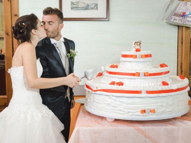 Il matrimonio di Sergio e Letizia a Narcao, Cagliari 82