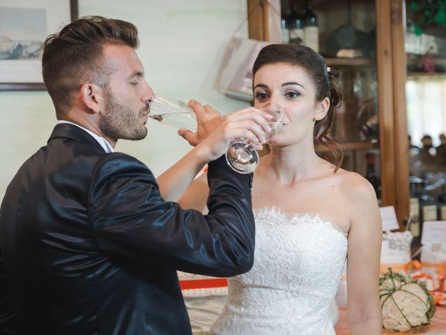 Il matrimonio di Sergio e Letizia a Narcao, Cagliari 83