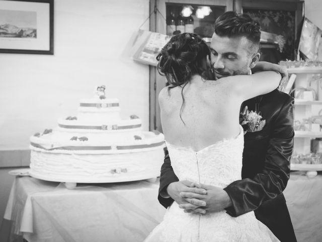 Il matrimonio di Sergio e Letizia a Narcao, Cagliari 84