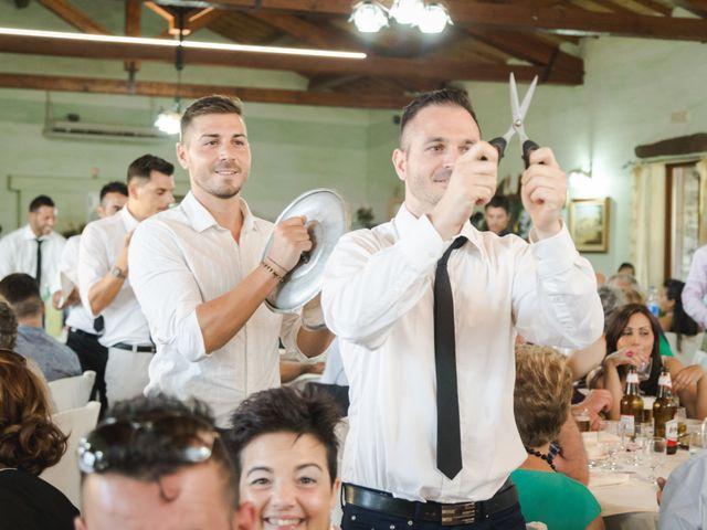 Il matrimonio di Sergio e Letizia a Narcao, Cagliari 85