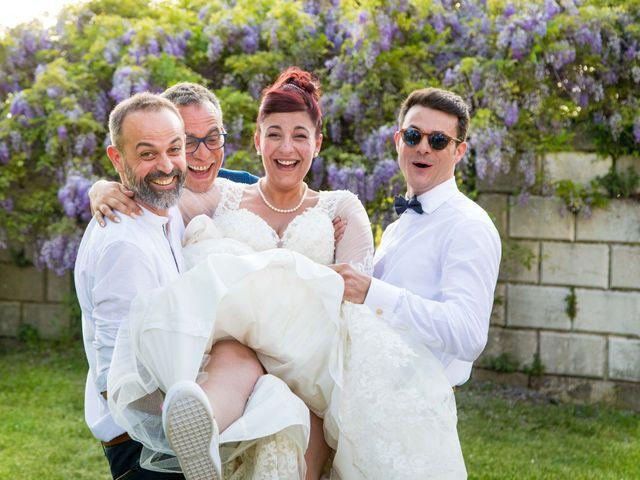 Il matrimonio di Umberto e VerdiIana a Gradisca d'Isonzo, Gorizia 1