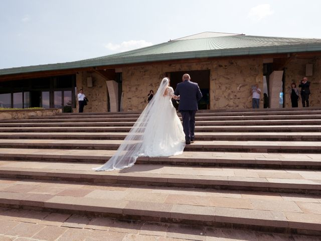 Il matrimonio di Samuele e Valentina a Incisa in Val d'Arno, Firenze 13