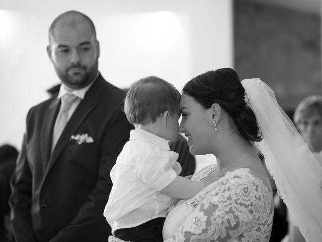 le nozze di Valentina e Samuele
