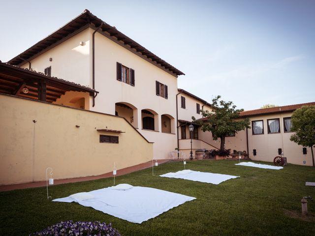 Il matrimonio di Samuele e Valentina a Incisa in Val d'Arno, Firenze 16