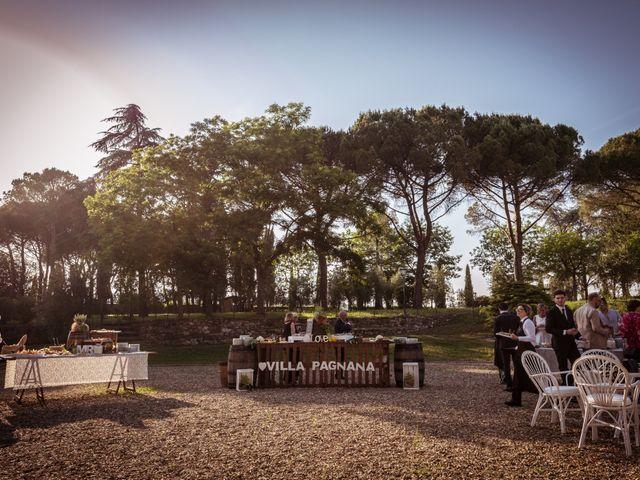 Il matrimonio di Samuele e Valentina a Incisa in Val d'Arno, Firenze 17
