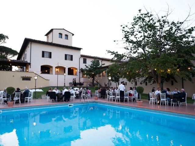Il matrimonio di Samuele e Valentina a Incisa in Val d'Arno, Firenze 18