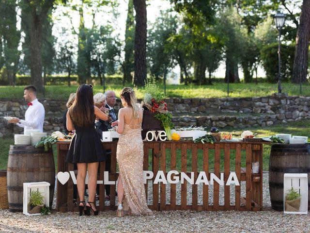 Il matrimonio di Samuele e Valentina a Incisa in Val d'Arno, Firenze 19