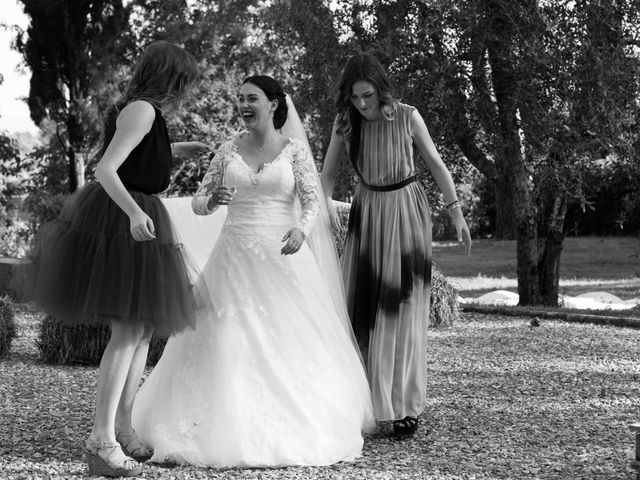 Il matrimonio di Samuele e Valentina a Incisa in Val d'Arno, Firenze 21