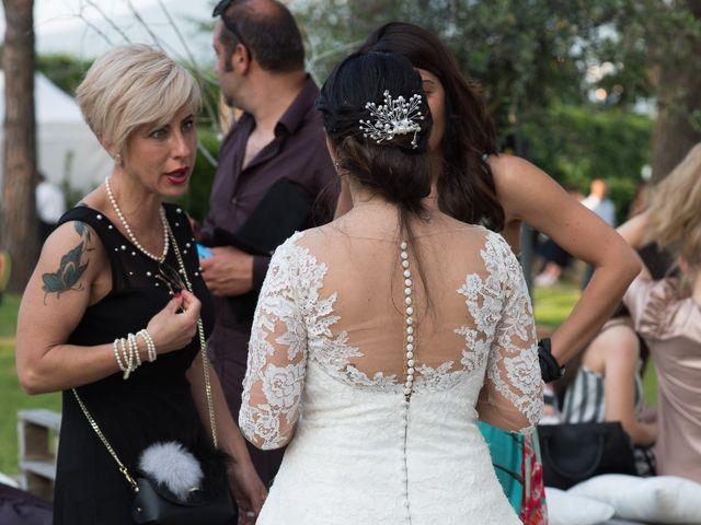 Il matrimonio di Samuele e Valentina a Incisa in Val d'Arno, Firenze 22