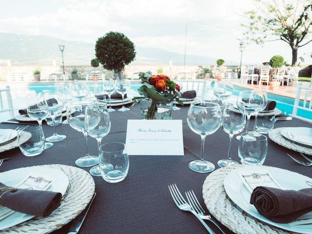 Il matrimonio di Samuele e Valentina a Incisa in Val d'Arno, Firenze 24