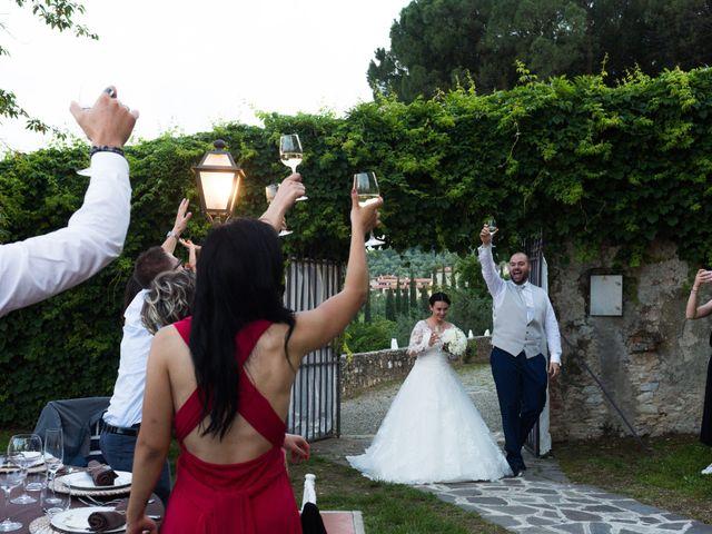 Il matrimonio di Samuele e Valentina a Incisa in Val d'Arno, Firenze 26