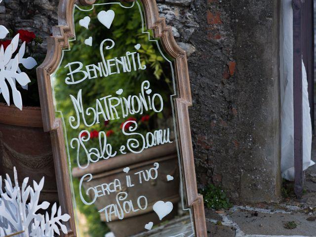 Il matrimonio di Samuele e Valentina a Incisa in Val d'Arno, Firenze 27