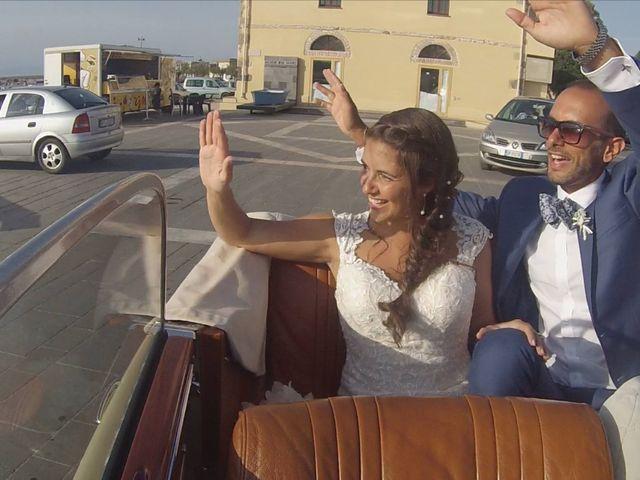 Il matrimonio di Mario e Erika a Arborea, Oristano 13