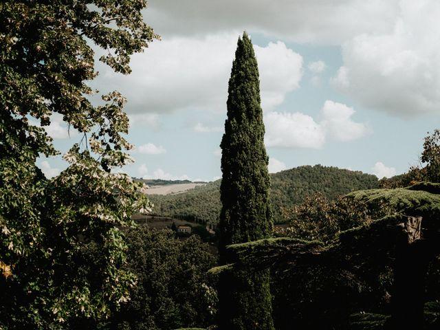 Il matrimonio di Dogue e Katie a Volterra, Pisa 25