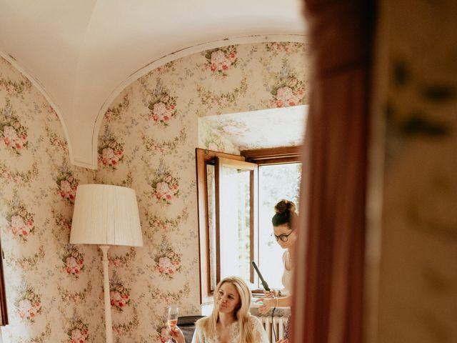 Il matrimonio di Dogue e Katie a Volterra, Pisa 32