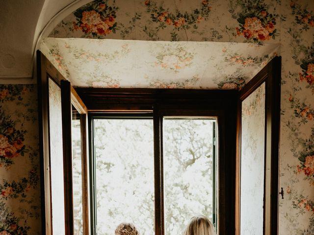Il matrimonio di Dogue e Katie a Volterra, Pisa 35