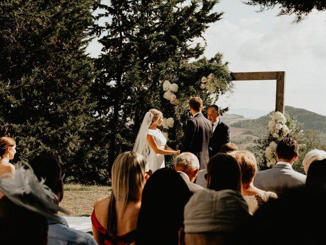 Il matrimonio di Dogue e Katie a Volterra, Pisa 41