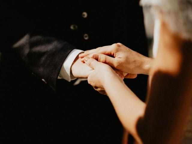 Il matrimonio di Dogue e Katie a Volterra, Pisa 45