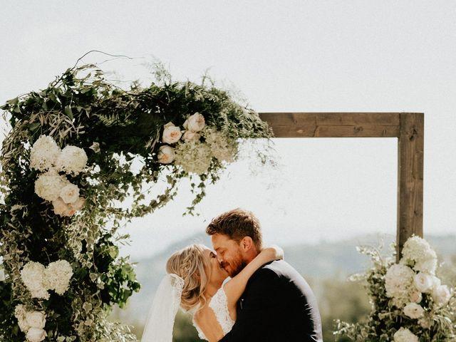 Il matrimonio di Dogue e Katie a Volterra, Pisa 2