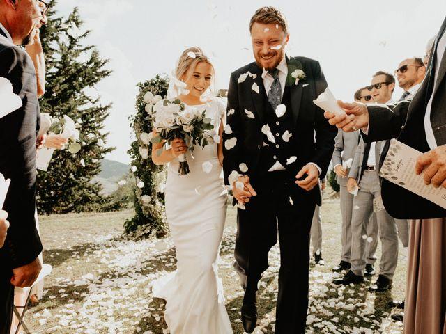 Il matrimonio di Dogue e Katie a Volterra, Pisa 47