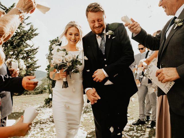 Il matrimonio di Dogue e Katie a Volterra, Pisa 48