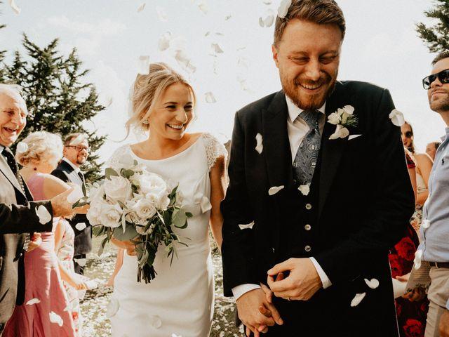 Il matrimonio di Dogue e Katie a Volterra, Pisa 49