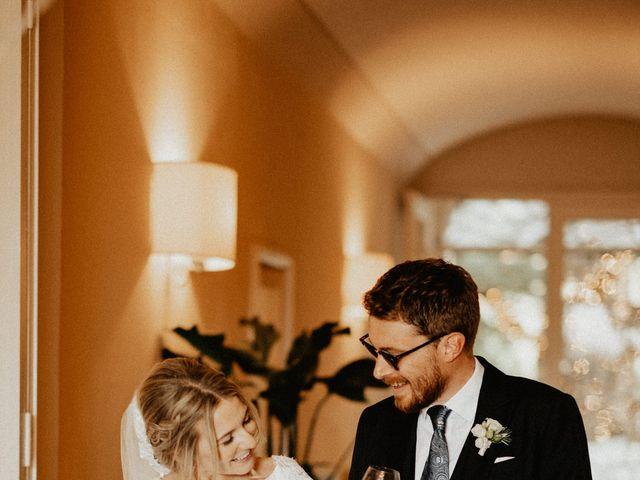 Il matrimonio di Dogue e Katie a Volterra, Pisa 52