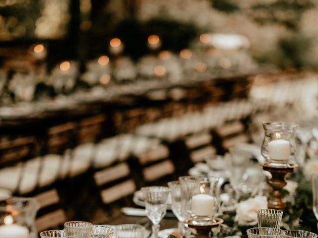 Il matrimonio di Dogue e Katie a Volterra, Pisa 53
