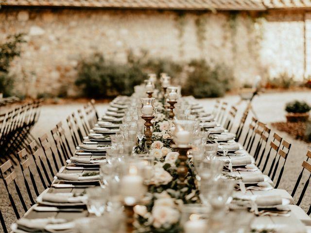 Il matrimonio di Dogue e Katie a Volterra, Pisa 56