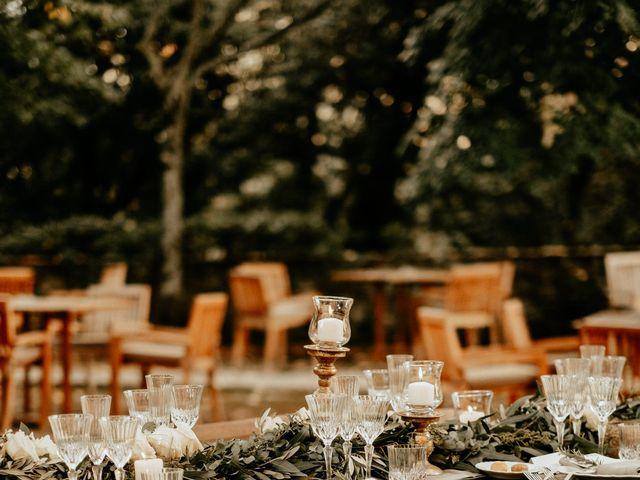 Il matrimonio di Dogue e Katie a Volterra, Pisa 57