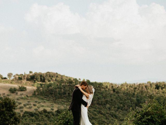 Il matrimonio di Dogue e Katie a Volterra, Pisa 66