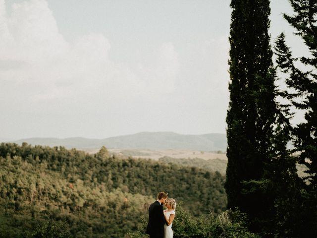 Il matrimonio di Dogue e Katie a Volterra, Pisa 72