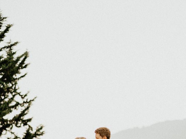 Il matrimonio di Dogue e Katie a Volterra, Pisa 73